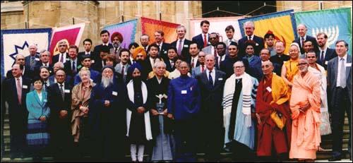 Rencontre interreligieuse d'assise 2018
